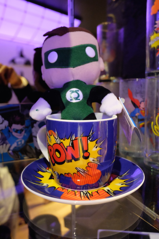 DC Superheroes Cafe Singapore copy 6