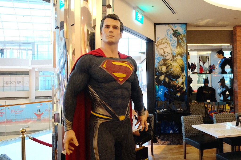 DC Superheroes Cafe Singapore copy 39