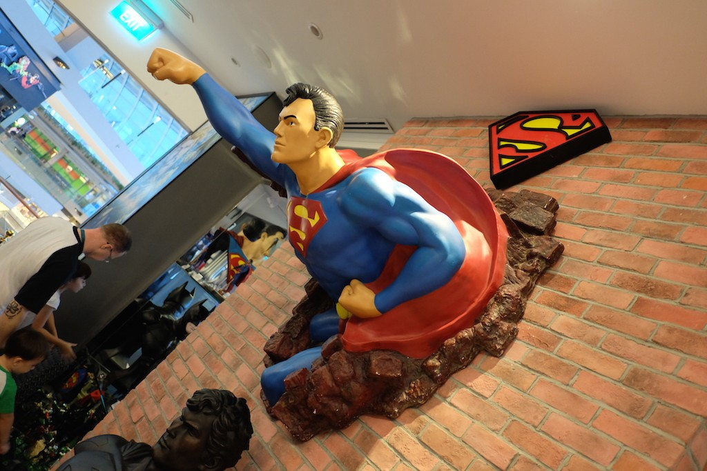 DC Superheroes Cafe Singapore copy 22