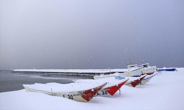 จากที่นี่เราอยู่ห่างจากรัสเซียเพียงแค่เอื้อม เหนือสุดในญี่ปุ่น Cape Noshappu