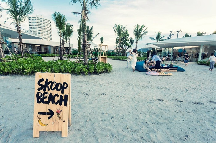 Skoop Beach Cafe