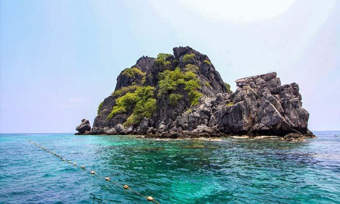 เที่ยวเกาะง่ามน้อย ง่ามใหญ่ชุมพร ทะเลเวอร์จิ้นที่ธรรมชาติยังคงสมบูรณ์!