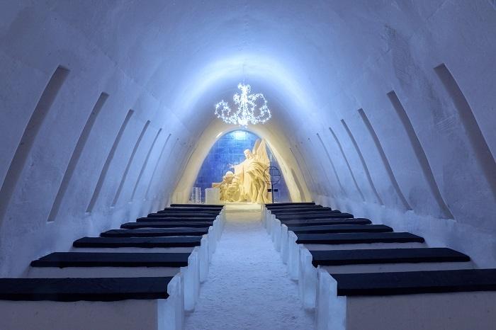 1.Snow Hotel - เกมิ ประเทศฟินแลนด์