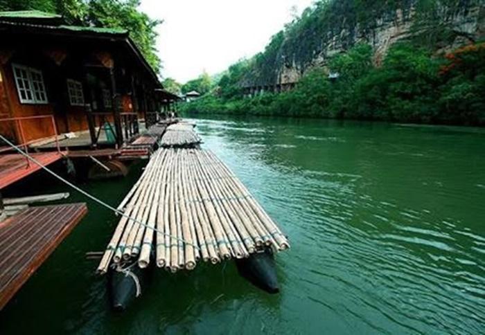 ที่เที่ยวหน้าร้อน กาญจนบุรี