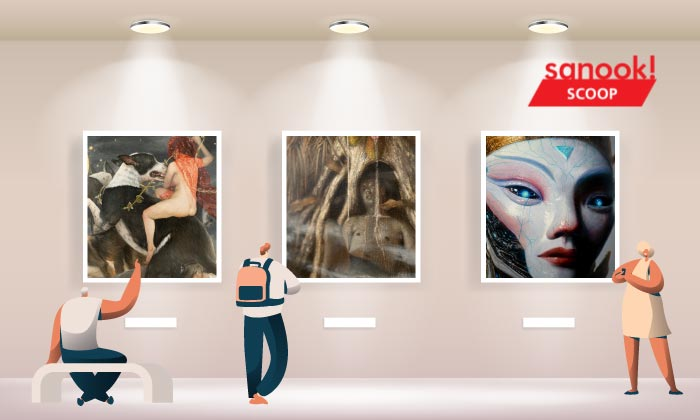 """Phenomena"" ปรากฏการณ์ของศิลปินหน้าใหม่ กับความเป็นไปในวงการศิลปะ"