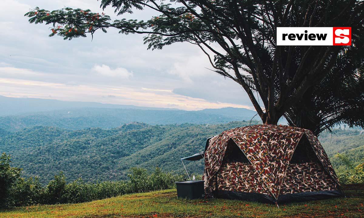 ผาเก็บตะวัน อุทยานแห่งชาติทับลาน จุดกางเต็นท์ชมวิวพระอาทิตย์แบบพาโนรามา