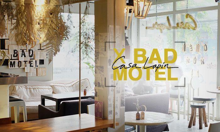 Casa Lapin X Badmotel
