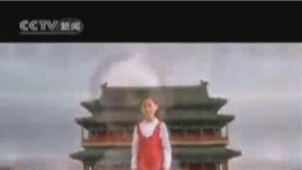 MV เพลง Beijing welcomes you ต้อนรับโอลิมปิค 2008