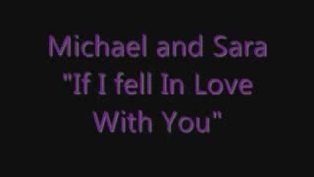 Michael and Sara fallin' in love (Prison Break)
