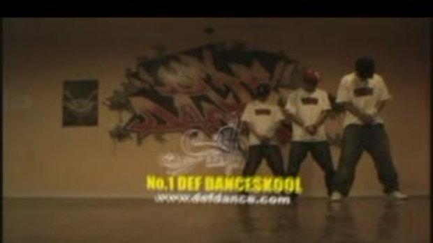 เต้นสไตส์ K-POP
