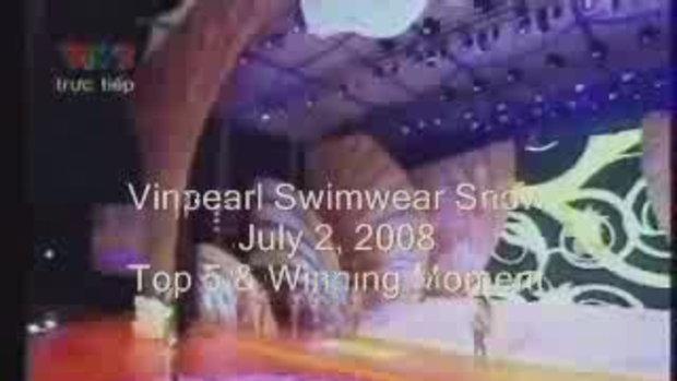 Miss Universe 2008 - ผู้ชนะการประกวดชุดว่ายน้ำ