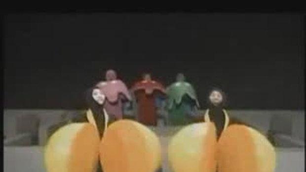 Pacman เกมโชว์ญี่ปุ่น