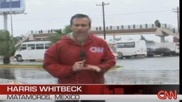 Hurrican Dolly into Matamoros, Mexico