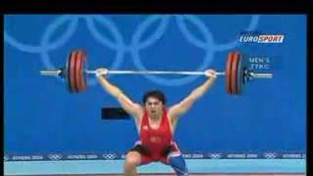 Olympic 2008 Weightlifting Preview