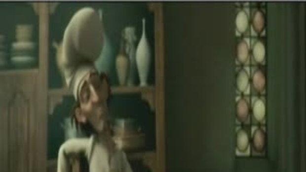 ตัวอย่างภาพยนต์เรื่อง The Tale of Despereaux