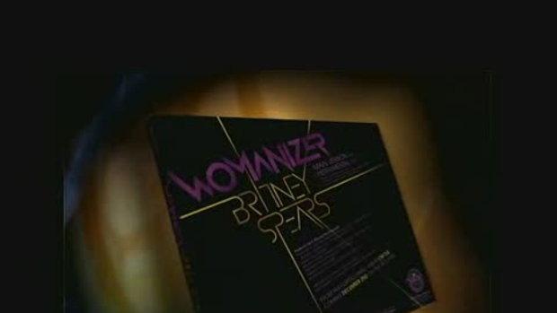 บริทนีย์ Womannizer วูเมนไนเซอร์