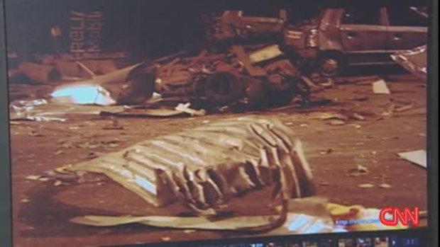 รวมภาพหลังเหตุก่อการร้ายที่มุมไบ อินเดีย