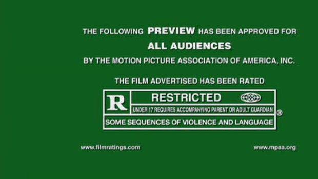 The International trailer