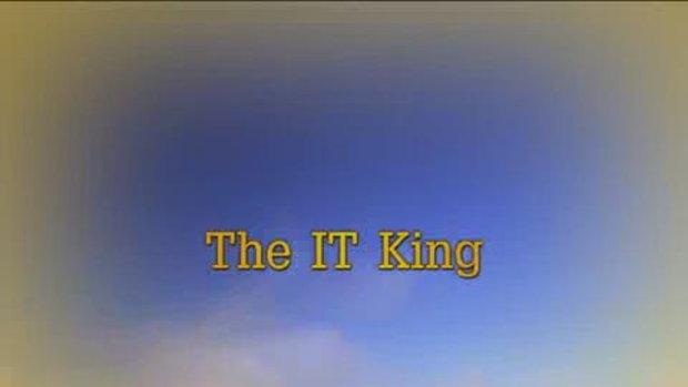 พระมหากษัตริย์ผู้ทรงงานไอที