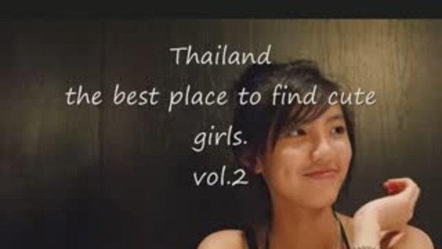 สาวไทยแบบน่ารักๆ