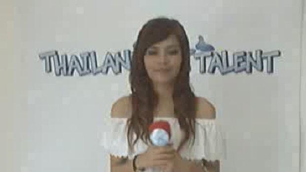 Thailand Talent : น้องจิ๊บ ร้องเพลง