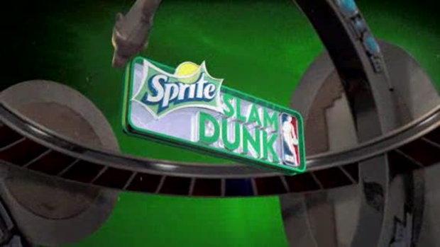 NBA All Star 2009 Slamdunk contest Hilight