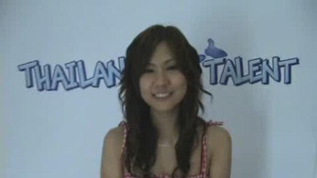 Thailand Talent : น้องแสตมป์แนะนำตัว