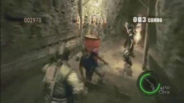 Resident Evil 5 [Melee Trailer]
