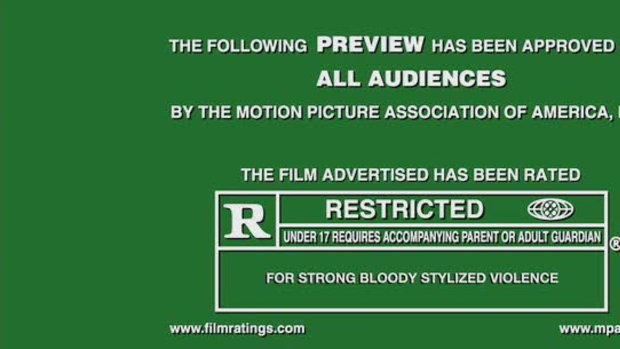 Blood: The Last Vampire Trailer
