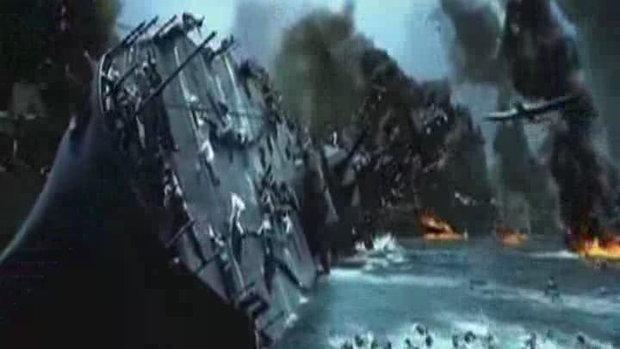 Pearl Harbor Movie (11/17)