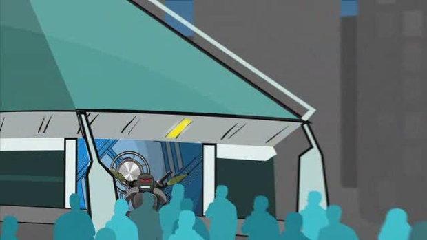 Crysis 2 [E3 2009 Presscon]