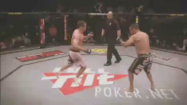 UFC 99 Rich Franklin VS Wanderlei Silva