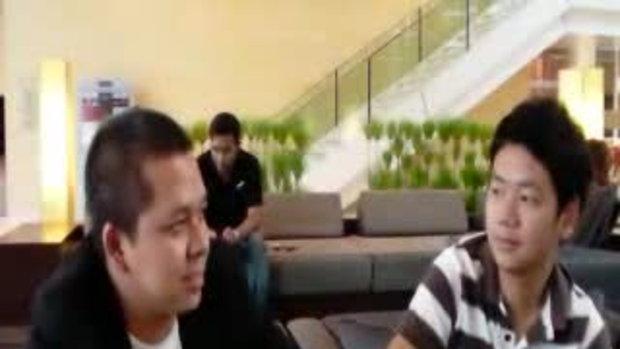 สัมภาษณ์ Sicom เจ้าของลิขสิทธิ์ Street Fighter IV