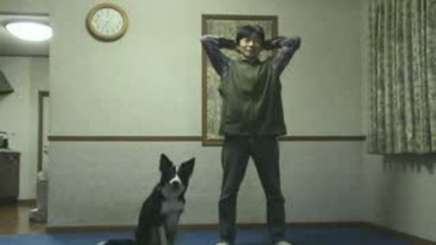 สอนน้องหมาซิทอัพ