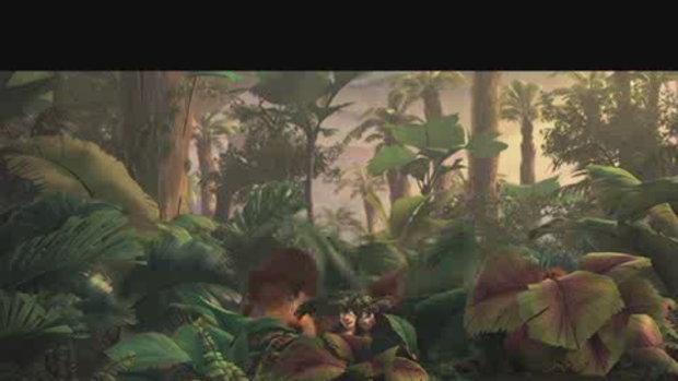 หนังตัวอย่าง Ice Age 3 : THE NAMES BUCK