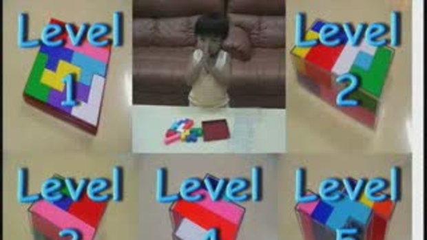 เด็กอัจฉริยะ 9 Level 1-5