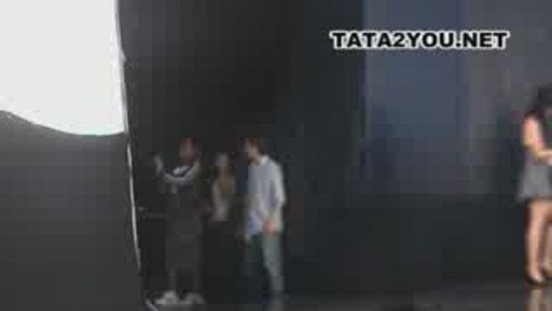 เบื้องหลัง MV - Read for Love : Tata Young