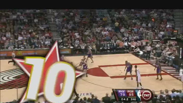 NBA Top 10 2009 Plays of the Year