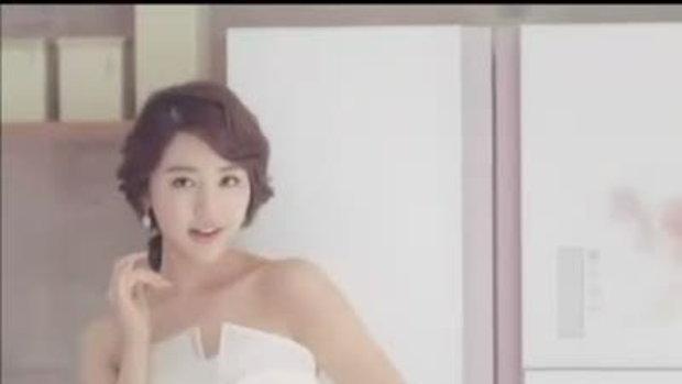 เบื้องหลังถ่ายโฆษณา ยุนอึนเฮ
