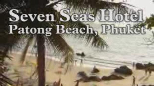 Seven Seas Hotel,Patong