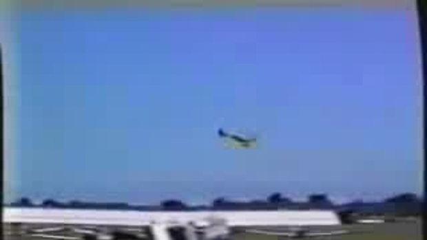 เครื่องบินตก