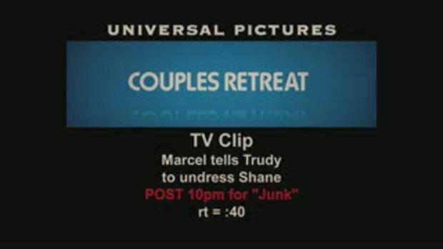คลิปพิเศษจากหนัง COUPLE RETREATS (4)