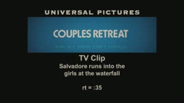 คลิปพิเศษจากหนัง COUPLE RETREATS (6)