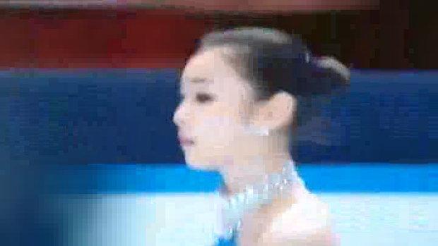 ลีลาแชมป์โลกนักเสก็ต สาวสวย ชาวเกาหลีวัย18ปี