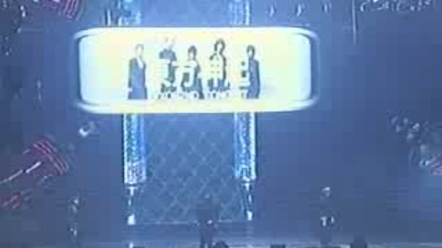 เซีย-มิกกี้-ฮีโร่ ขึ้นคอนเสิร์ตกับดงบังชิงกิ