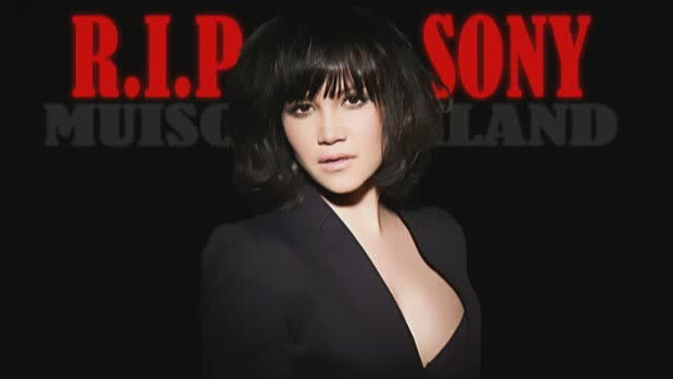 TATA YOUNG FAN - MY BLOODY SONY