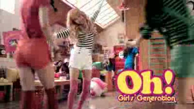 MV Oh! - Girls' Generation