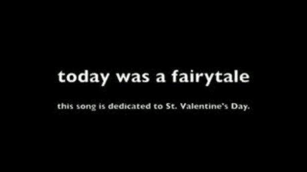 fifi blake ร้องเพลง Today was a Fairytale น่ารัก
