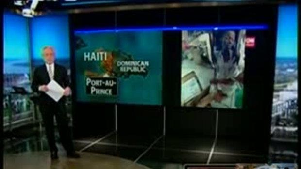 ปาฎิหารย์ ชายเฮติติดใต้ซากนานนับเดือน