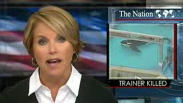 วาฬเพชรฆาต ทำร้ายครูฝึกหญิงของซีเวิร์ลด์ ดับ!!